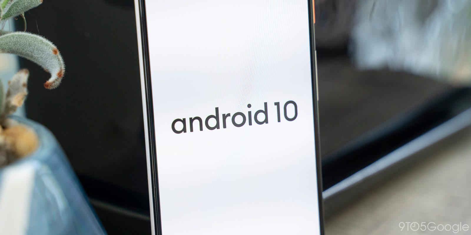 Android 10 y los teléfonos compatibles