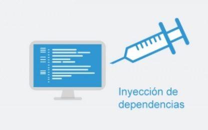 El patrón de inyección de dependencia y su utilidad