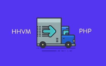 Mejora el rendimiento PHP con HHVM (Servidores Cloud)