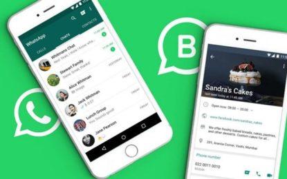 """WhatsApp quiere que las PYMES mexicanas usen su versión """"Business"""""""