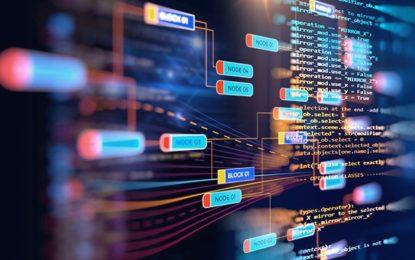 Modelo de base de datos de un sistema de blog