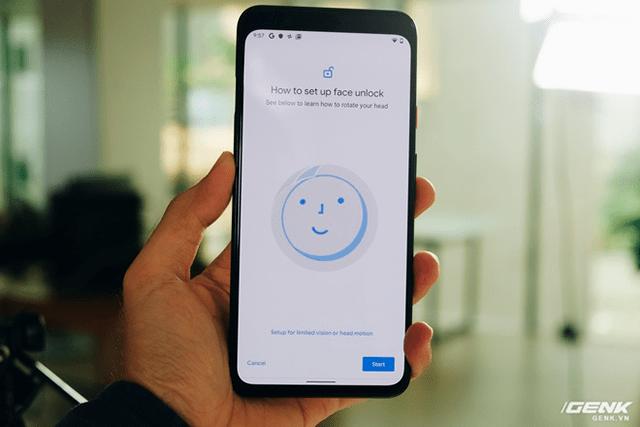 Google usa como prueba para el reconocimiento facial del Pixel 4 a indigentes