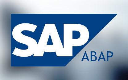Trabajando con archivos en ABAP