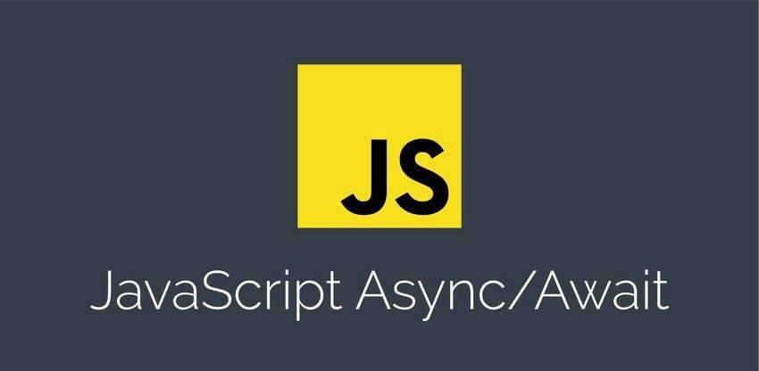 JavaScript Await Async