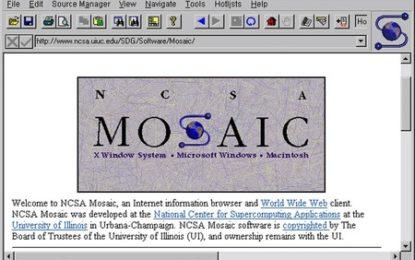 Mosaic Web está disponible como paquete snap para Ubuntu