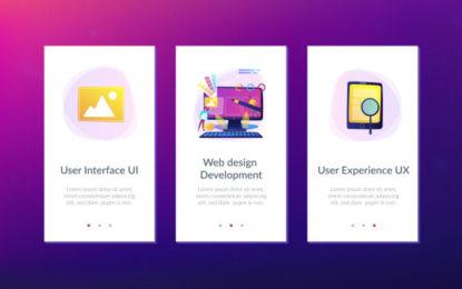 El truco de diseñar interfaces de usuario impactantes