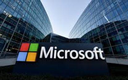 Microsoft invertirá mil 100 millones de dólares en México