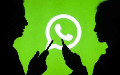 WhatsApp funcionaría sin Internet