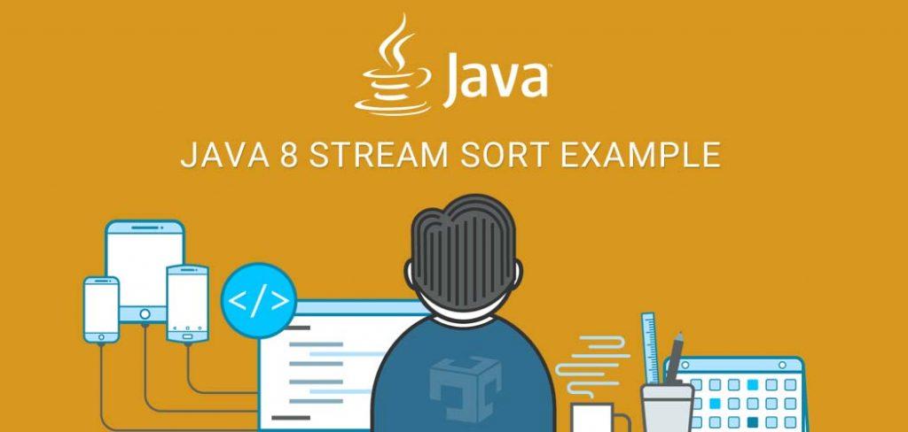 Java Stream Sorted y Comparators