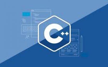 Las variables en C++