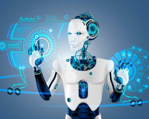Crean robots con IA ,reconocen el dolor y se reparan solos