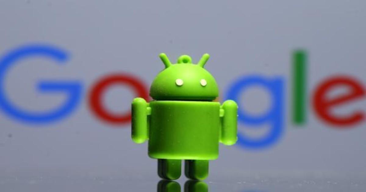 Estructura de una aplicación android