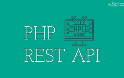 ¿Cómo crear un RESTful Web Service en PHP?