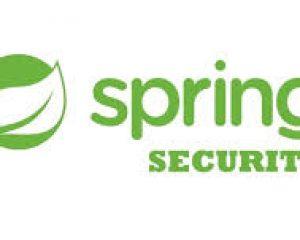 Primero pasos con Spring Security