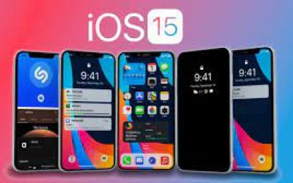 iPhone con iOS 15 ¿Cómo seria?