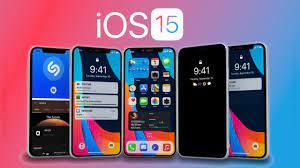 iPhone con iOS 15 ¿Cómo seria?