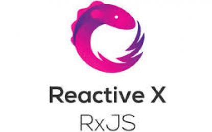 Programación reactiva con RxJS