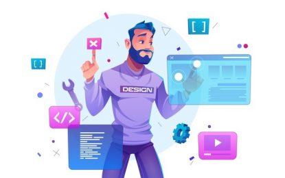Tendencias de diseño web 2021